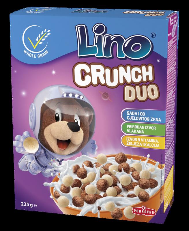 Lino Crunch duo