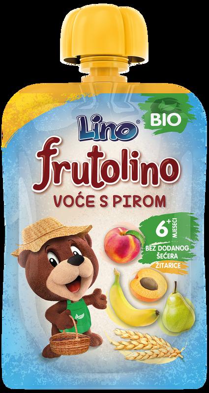 Frutolino voće s pirom