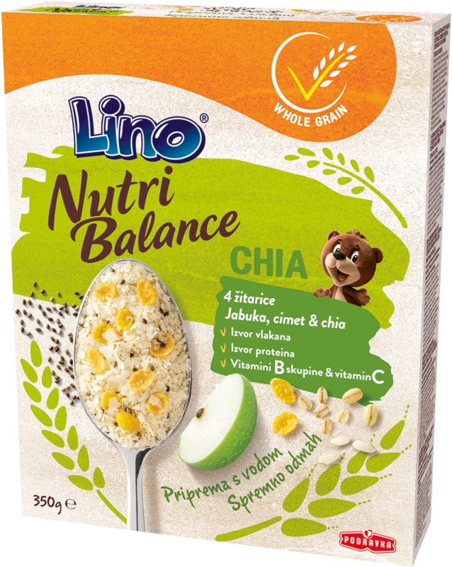 Lino Nutri Balance Chia