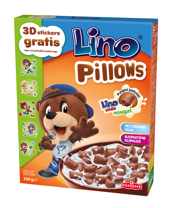 Lino Pillows nougat