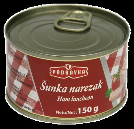 Ham luncheon meat