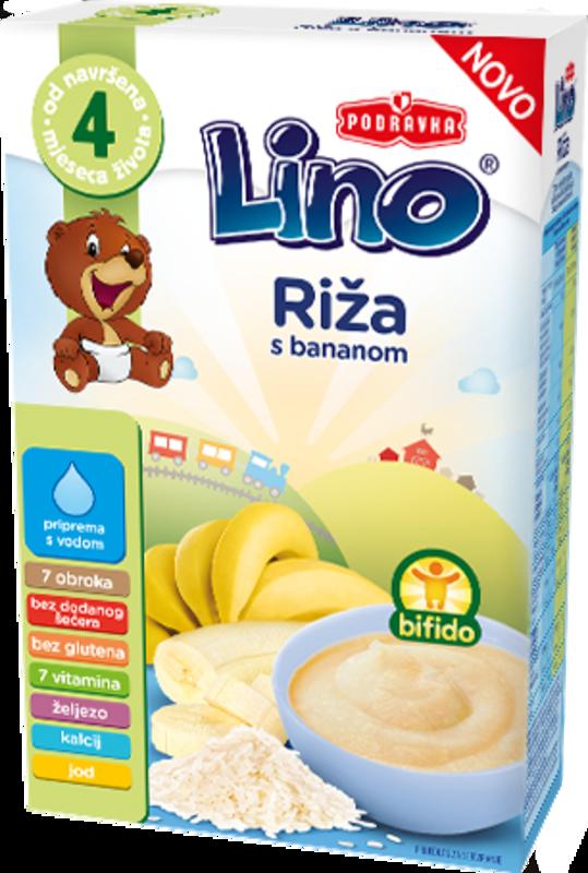 Lino riž banana