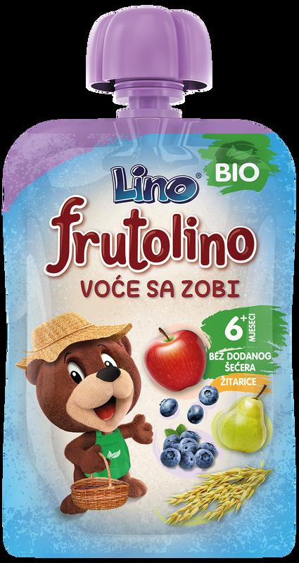 Frutolino voće sa zobi