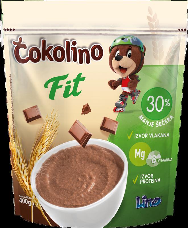 Lino Čokolino FIT