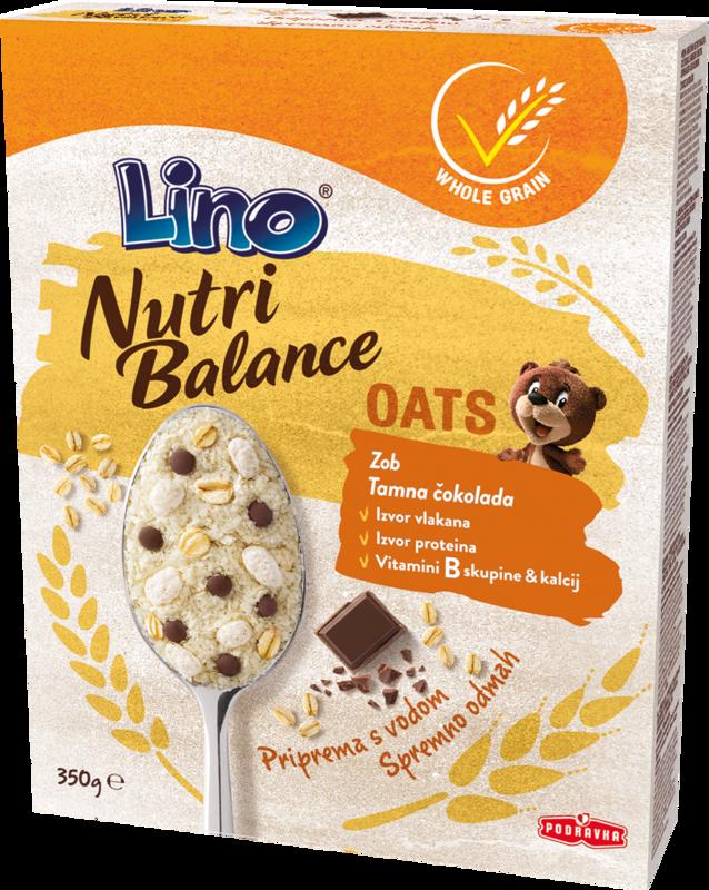 Lino Nutri Balance Oats