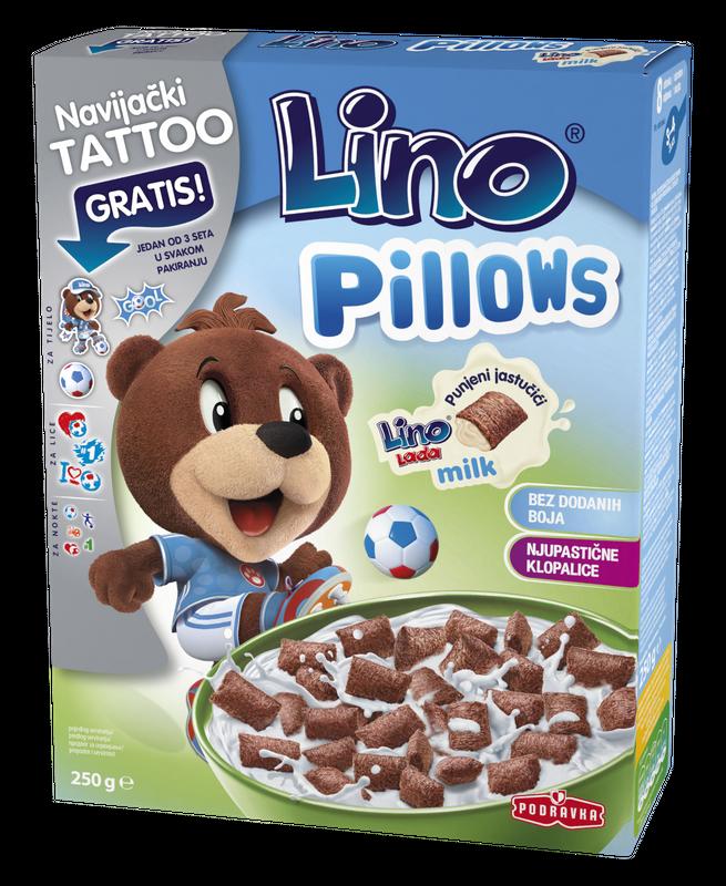 Lino Pillows milk