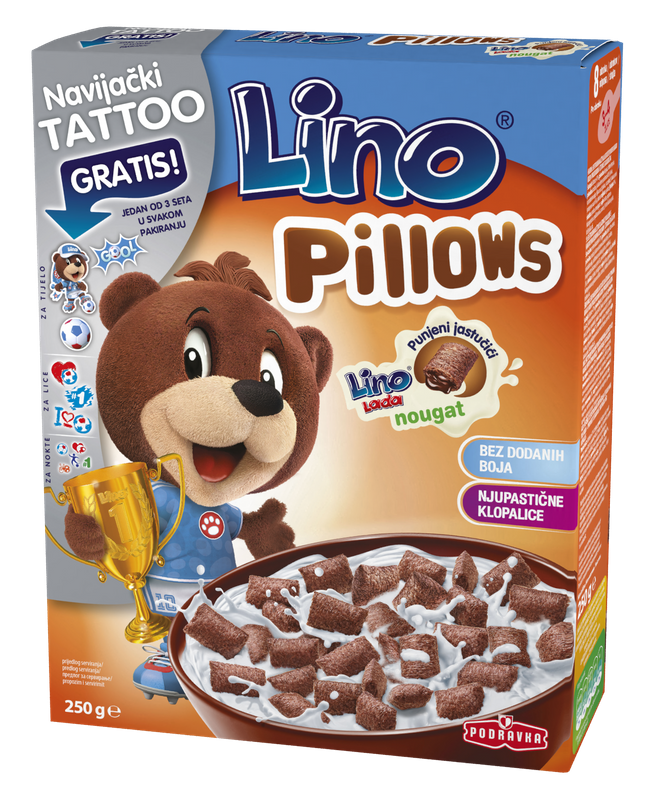Lino Pillows nougat