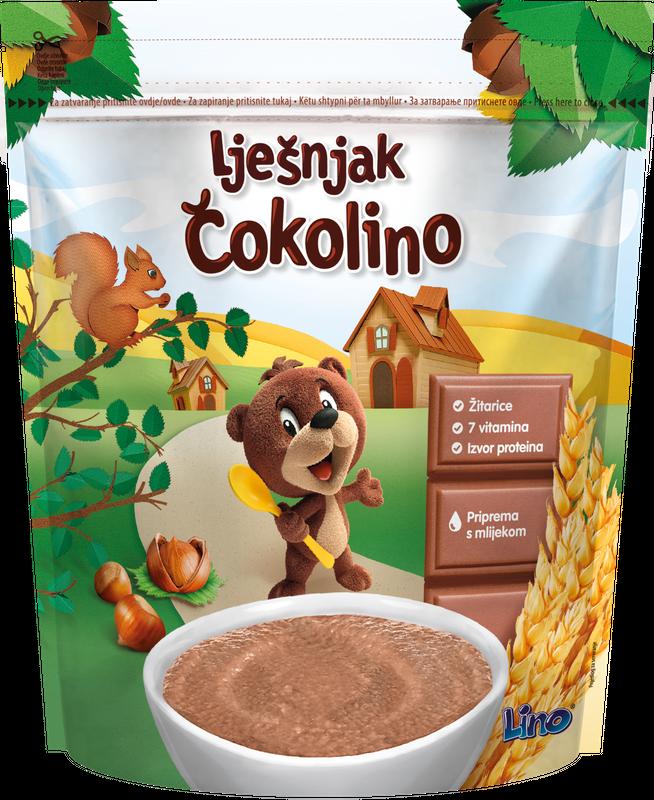 Lino Lješnjak Čokolino