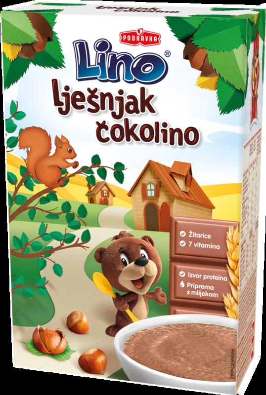 Lino Lešnik Čokolino
