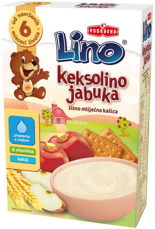 Lino Keksolino jabolko