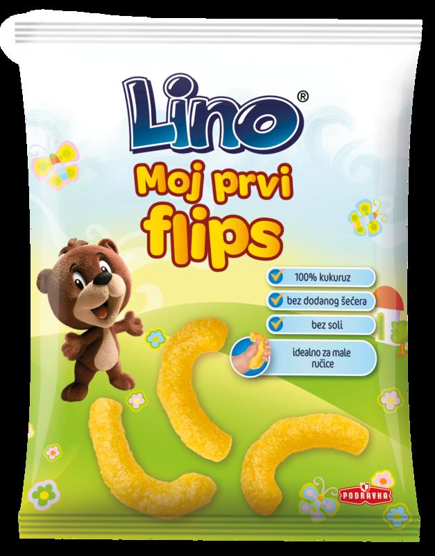 Lino moj prvi flips
