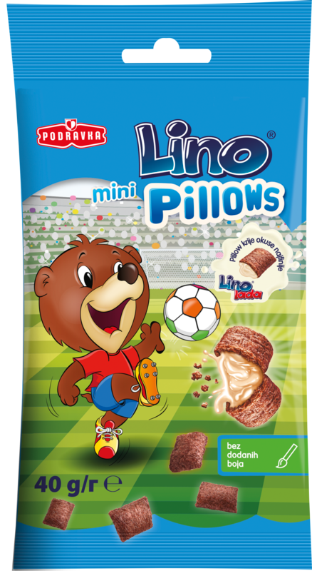 Lino Pillows - blazinice polnjene z Lino lado