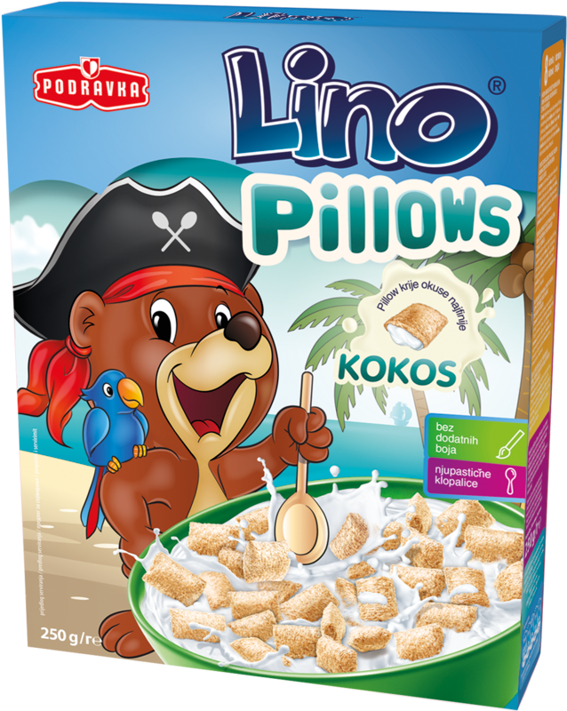 Lino Pillows kokos