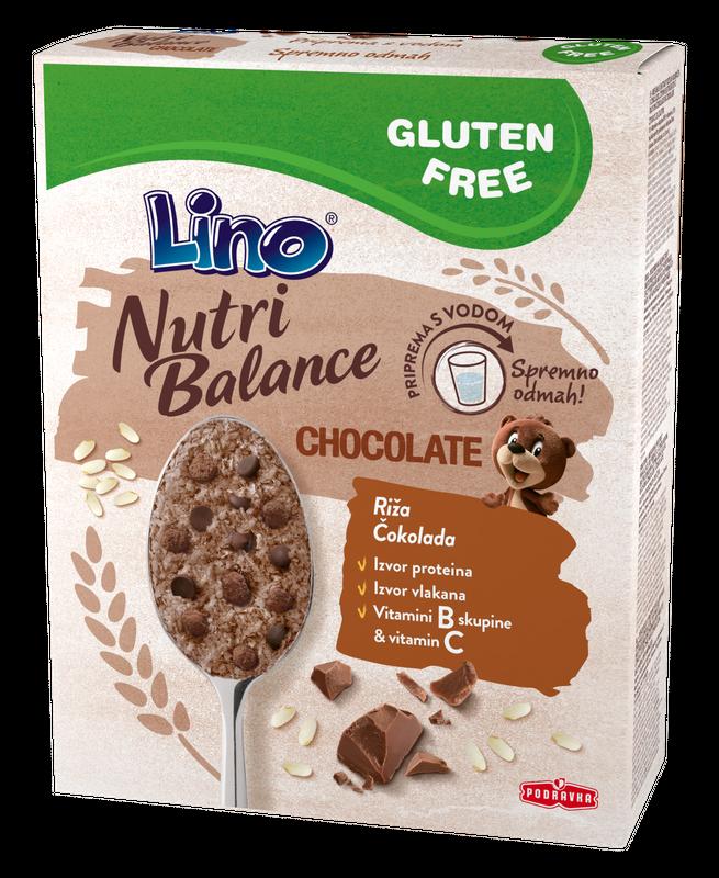 Lino Nutri Balance Chocolate